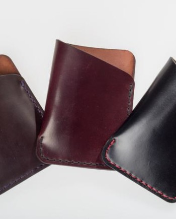 The Paddy in Horween Shell Cordovan