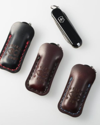 Leather Cover for Victorinox pocket knife