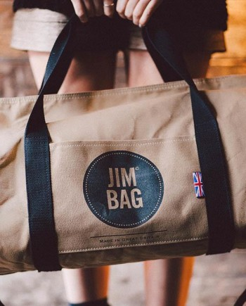 Jim Bag Camel Black