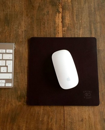 Horween Leather Mouse Pad